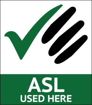 ASL Used Here