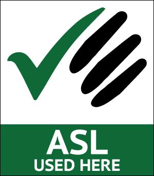ASL Used Here