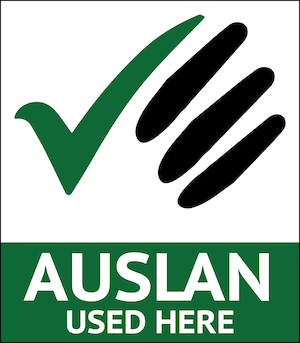 AUSLAN Used Here